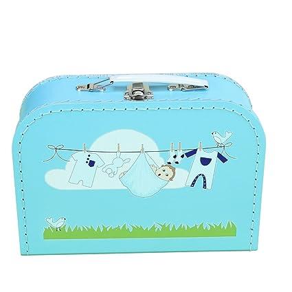 Niños de maleta de cartón para recién nacido niño: Amazon.es: Bebé