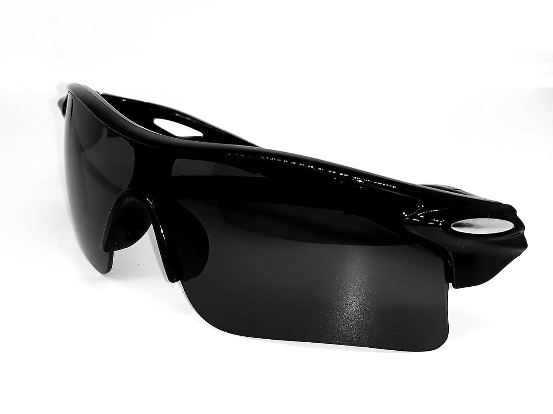 142 VISION Gafas de Sol Gafas de Ciclismo Polarizadas Protecci/ón UV400 Fundas r/ígida y de Tela Incluidas
