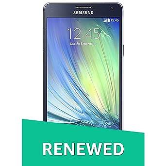 (Renewed) Samsung Galaxy A7 SM-A700FD (Black) Smartphones at amazon