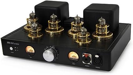 MKII Peque/ño Dot amplificador de auriculares Amplificador Pre-Amp Tube