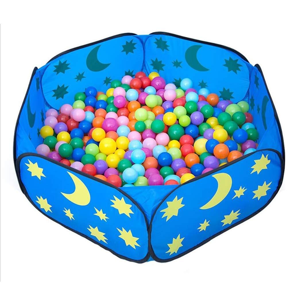 alta calidad general 200 balls Weilan Cerca de de de los niños Desmontable Caminante de una pieza Rastreo 6 Barandilla lateral Adecuado para camas en el hogar Terreno de Jugara al aire libre Movible Zona de juegos privada Animal Patrón Az  tienda en linea