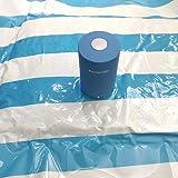 多功能迷你真空机电动家用自动小型抽封口压缩袋 食品袋抽真空机 (usb充电款)