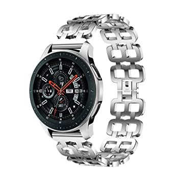a037dff608e Amazon.com  Cywulin Samsung Galaxy Watch 46mm Gear S3 Frontier ...