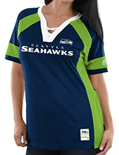 bbac4cc1 Amazon.com : Majestic Denver Broncos Women's NFL Draft Me 3
