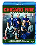 Chicago Fire - Season 4 [Blu-ray] [2016]
