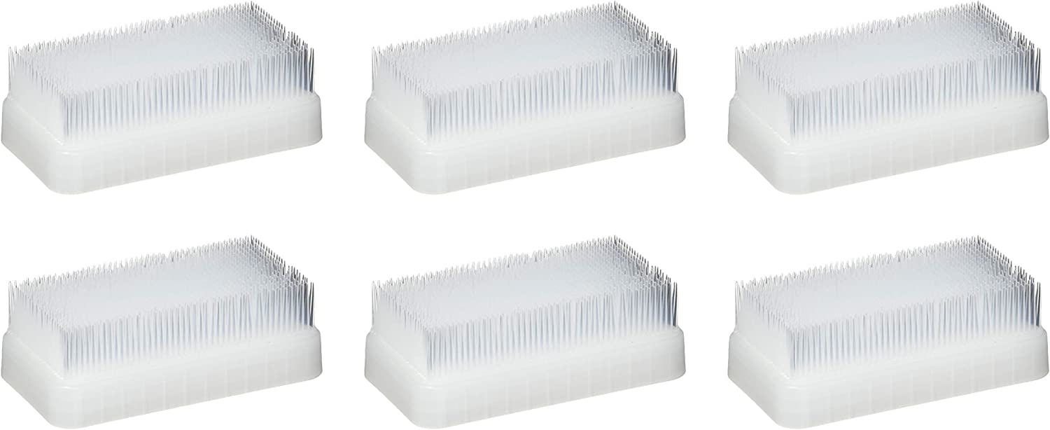 Wilbarger Therapy Brush, 6 Pack – Therapressure Brush for Occupational Therapy for Sensory Brushing – Designed by Patricia Wilbarger – Use as Part of the Wilbarger Brushing Protocol