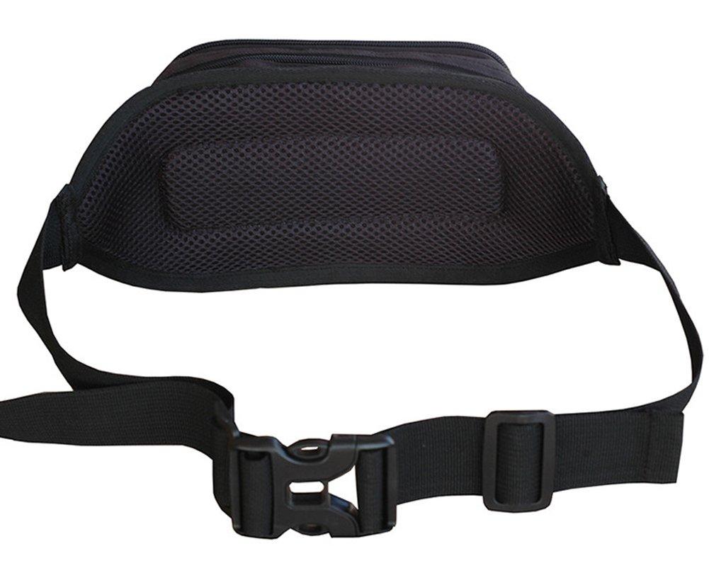 Mens Waist Packs Fanny Pack Belt Bag Phone Pouch Bags Travel Waist Pack
