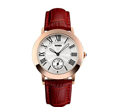 Relojes de Mujer Women Watches Roman Numbers Casual Women Wristwatch Relogio Feminino RE0031