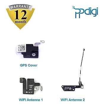 ppdigi WiFi Wifi Antena GPS Cover para iPhone Bluetooth señal Módulo Flex Cable Amplificador con Juego