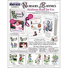 ScrapSMART - Nursery Rhymes for Eve Childrens Book - Software Collection - Microsoft Word, Jpeg, PDF files (CDNRBE98)