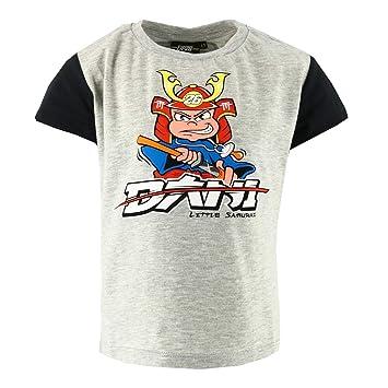 Gp Niños Camiseta Little Dani Oficial Moto 26 Samurai Gris Pedrosa xerCBod