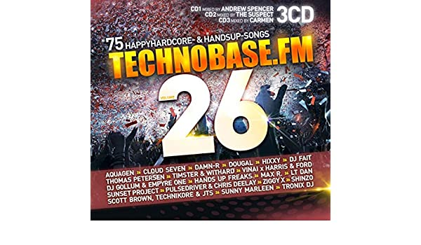 TechnoBase.FM Vol.26: Various: Amazon.es: Música