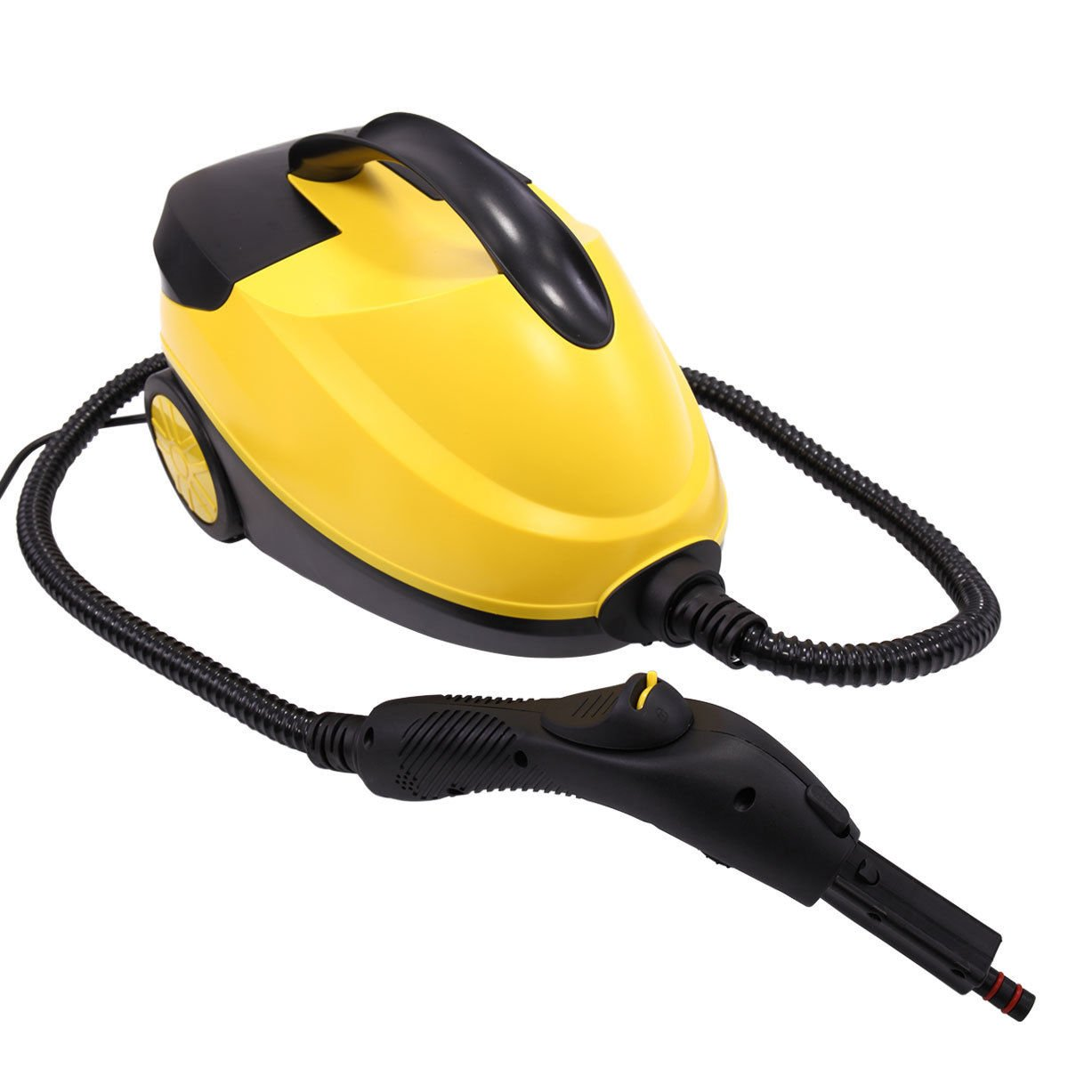 New Portable Professional Multi Purpose Pressure Steam Cleaner Carpet Bathroom 1500W