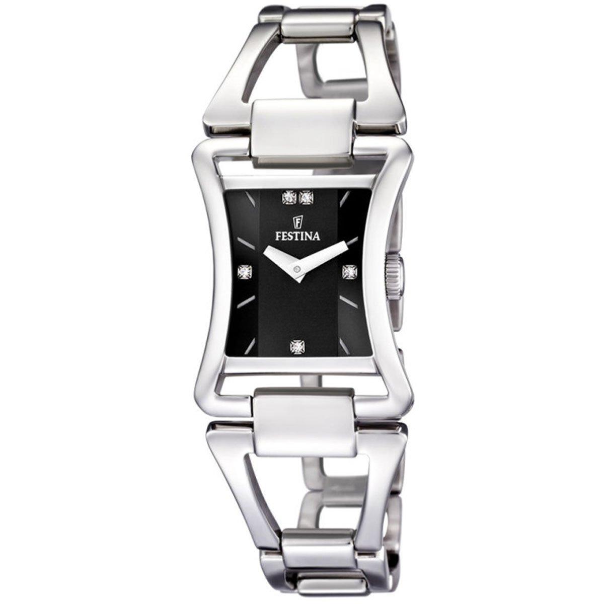 Bracelet F165964 Analogique Festina Femme Montre Quartz TcFK13lJ
