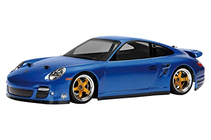 Porsche 911 Turbo (997) Body (200mm) 17527