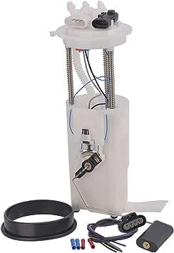 Gas Fuel Pump w// Sending Unit for 97-02 Chevy Blazer S10 GMC Jimmy S-15 2 Door