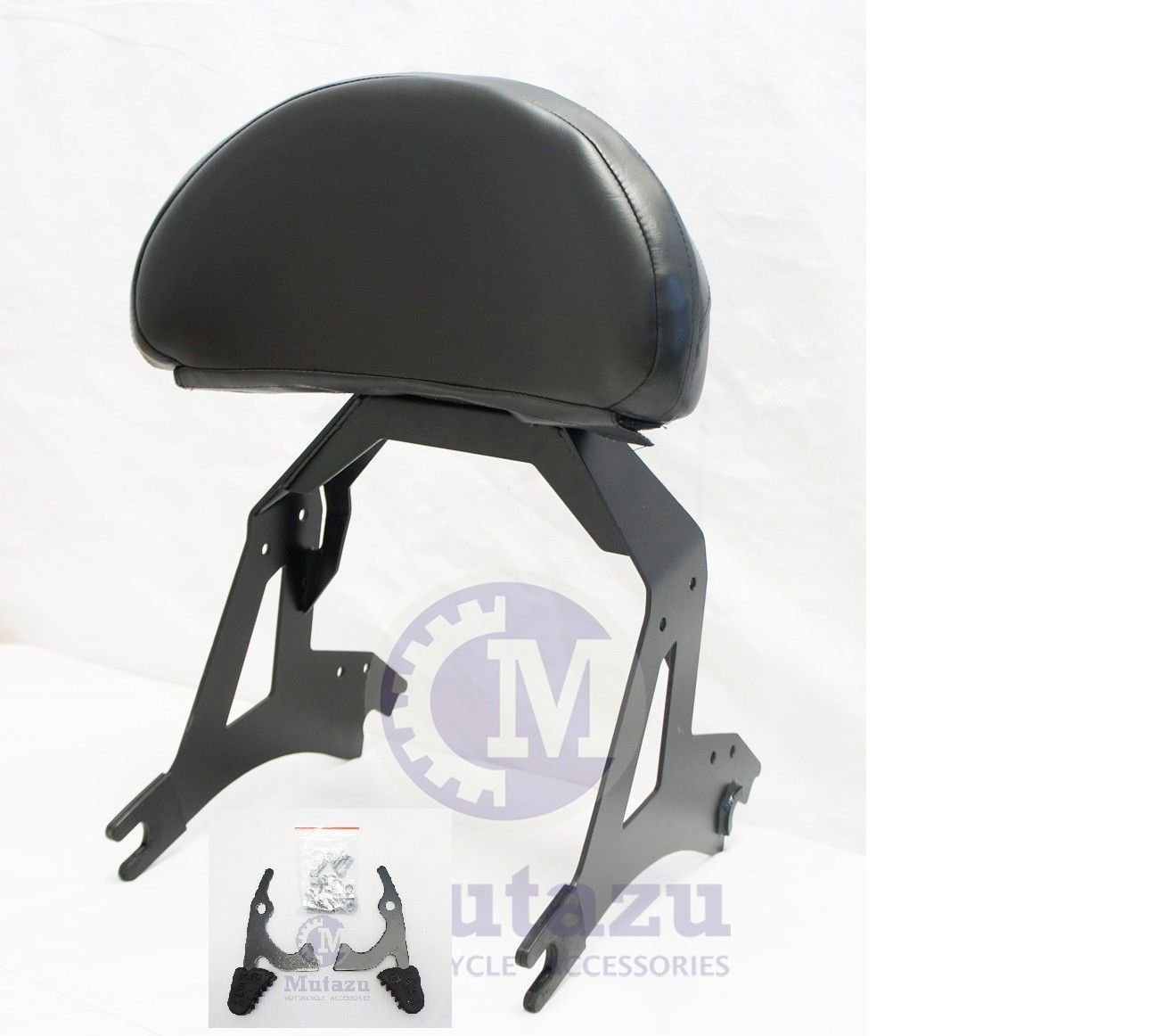 Mutazu Detachable Passenger Backrest Sissy Bar For Victory Cross Country Road