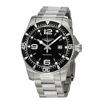 Longines HydroConquest Steel 44mm Diving Watch L38404566