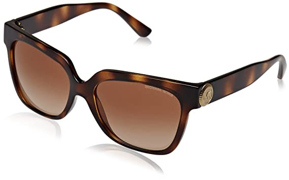 8db10d507db1 Image Unavailable. Image not available for. Color: MICHAEL KORS Sunglasses  MK2054 328513 Dark Tortoise