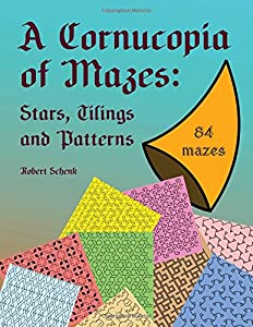 A Cornucopia of Mazes: Stars, Tilings and Patterns