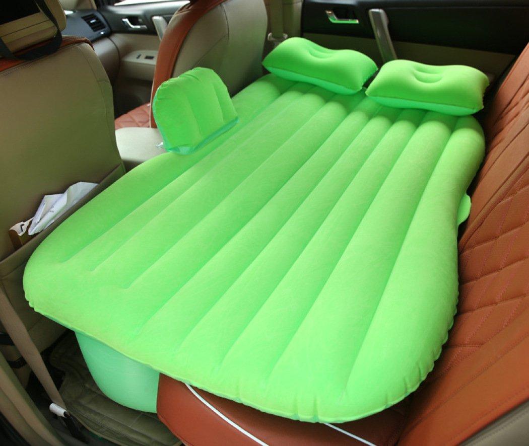 Auto-Reise-aufblasbares Bett-Luftmatratze-tragbares stärkeres Auto-Bett für selbstfahrende Reise im Freien, einschließlich elektrische Luftpumpe