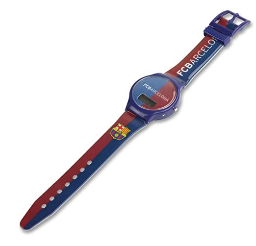 9e44530f1af3 FC Barcelona - Reloj digital oficial del FC Barcelona