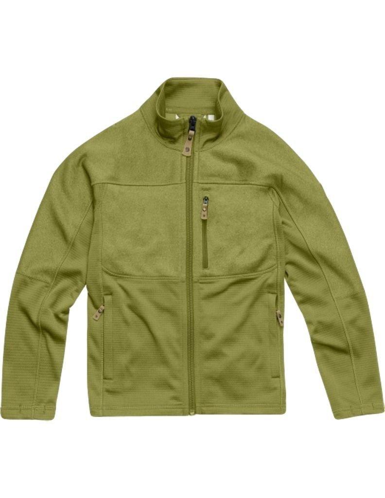 Fjallraven Kid's Abisko Trail Fleece Jacket, Willow, 152