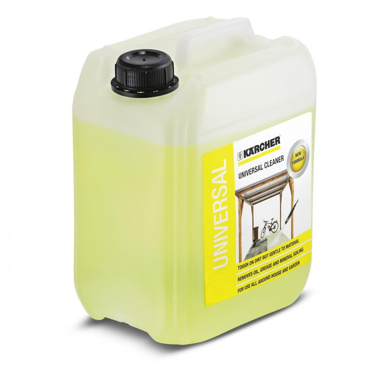 Kä rcher Wood cleaner 5000ml - Limpiador (5000 ml) Kärcher Wood Cleaner - 5L Canister
