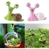 shyymaoyi Cute Miniature Panda Animal Figurines Landscape DIY Garden Dollhouse Ornament Gift Desk Decorations S