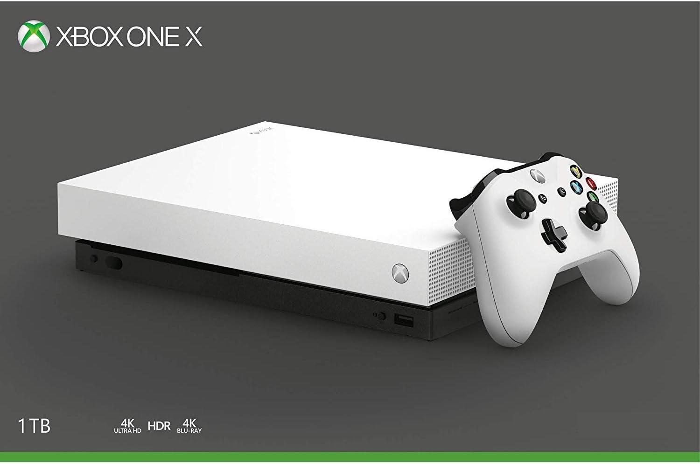 Ymiko unit/à Portatile Integrata in Lega di Alluminio Adatta per Xbox One X DG-6M5S Console di Gioco