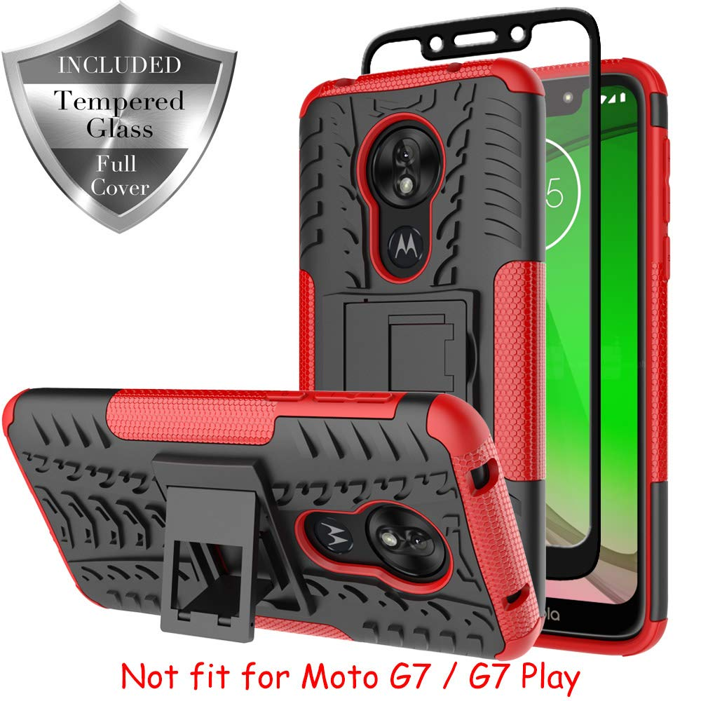 Funda para Moto G7 Power Con Pie SWODERS4U (7PX16RDR)