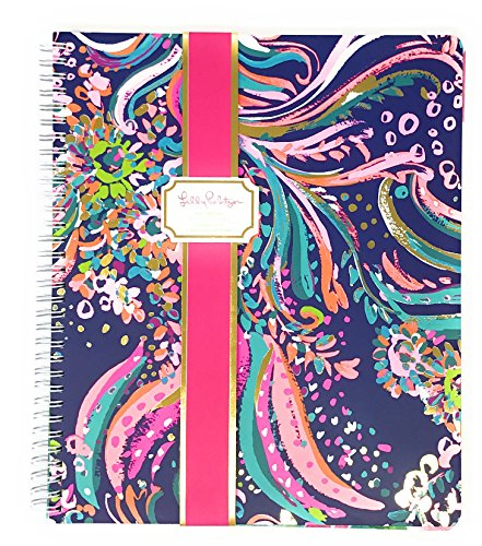 Lilly Pulitzer Large Notebook (Beach Loot)