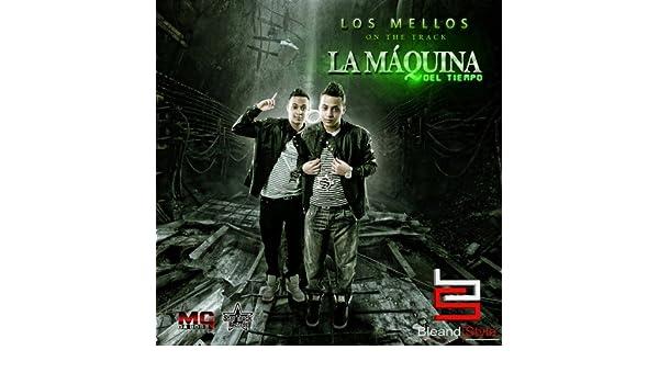 La Maquina del Tiempo by Los Mellos On The Track on Amazon Music - Amazon.com