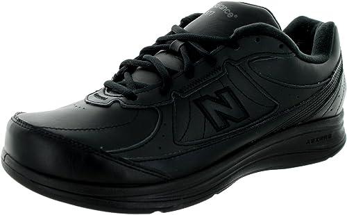 New Balance MW577 calzado de cuero con cordones para hombre
