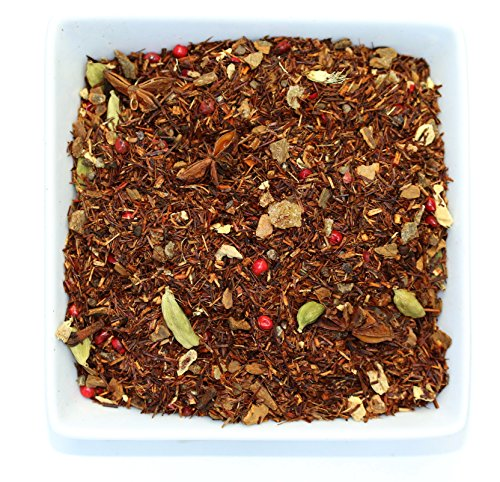 Tealyra - Moroccan Orange Rooibos - Ginger - Cinnamon - Fennel - Red Bush - Herbal Loose Leaf Tea - Vitamins and Antioxidants Rich - Caffeine Free - All Natural - 112g (4-ounce) by Tealyra