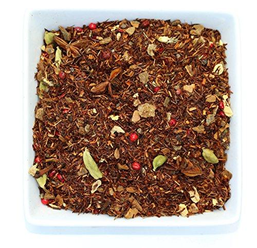 Tealyra - Moroccan Orange Rooibos - Ginger Cinnamon Tea - Loose Leaf Tea - Vitamins and Antioxidants Rich - Caffeine Free - All Natural