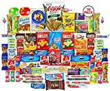 #2: The Snack Bar Care Package (70 count) Variety Snack Care Package