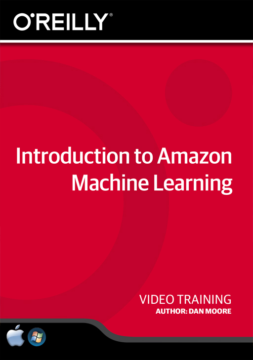Software : Introduction to Amazon Machine Learning [Online Code]