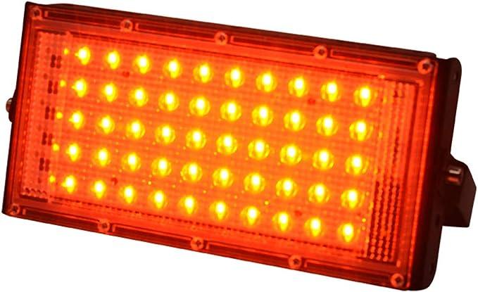 LED Security Floodlight 50W Flood Lights Indoor Outdoor Garden Waterproof Lamp/&/&