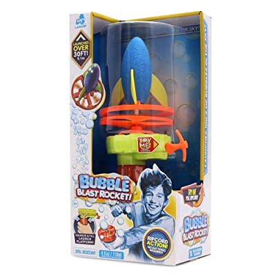Lanard Toys Limited, Bubble Blast Rocket: Toys & Games