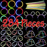 Dragon Too Glow Party Pack- 148 Glow Sticks- 68