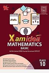 Xam Idea Mathematics (Basic) Class 10 CBSE (2020-21) Examination Kindle Edition