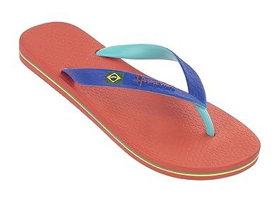 e81e5af2d2a00 Ipanema Brazil Bicolor Red   Green   Blue Size EU 38   UK 7.0 ...