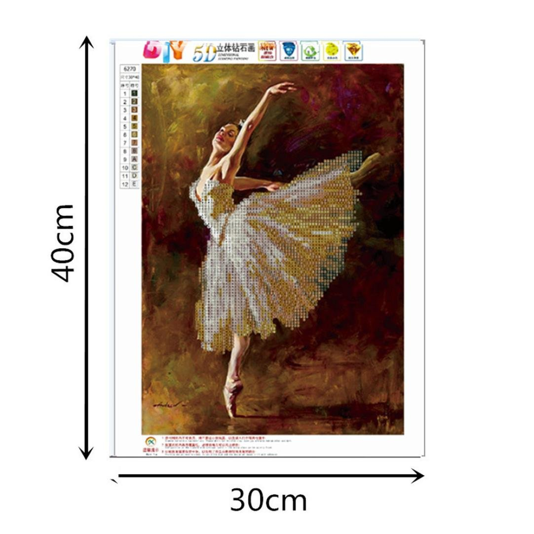 A Diamond Embroidery Paintings Wall Sticker Eiffel Tower Counted Cross Stitch Kit Bokeley 5D Home Decoration