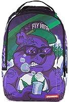 Sprayground Luggage Backpack Purple Haze Bear Purple