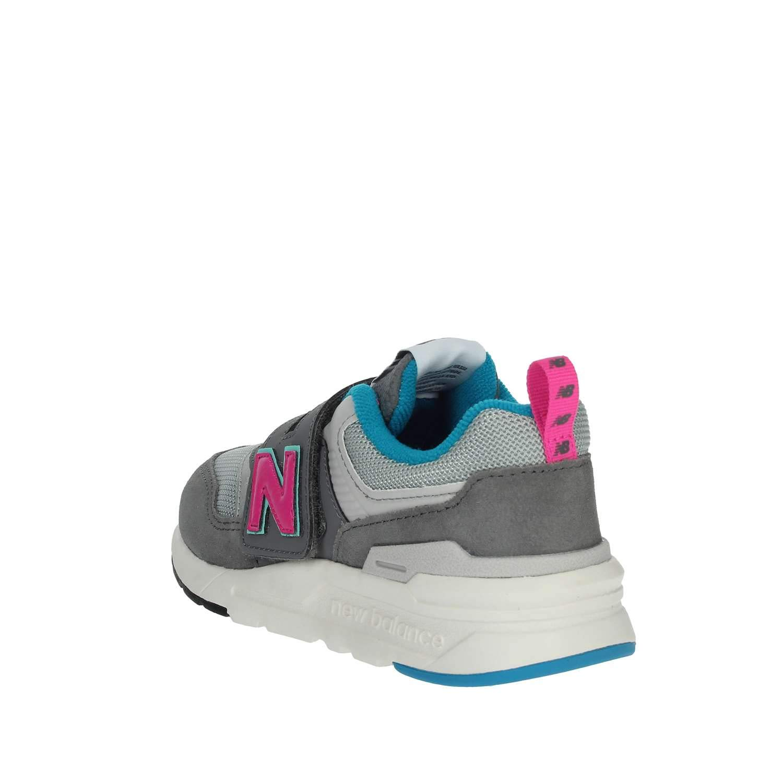 la meilleure attitude 21a48 f3362 New Balance PZ997HAH Chaussures de Tennis Fille: Amazon.fr ...