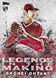 2018 Topps Legends in the Making #LITM-2 Shohei Ohtani Angels Baseball MLB