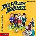 Die wilden Hühner Hörbuch von Cornelia Funke Gesprochen von: Cornelia Funke