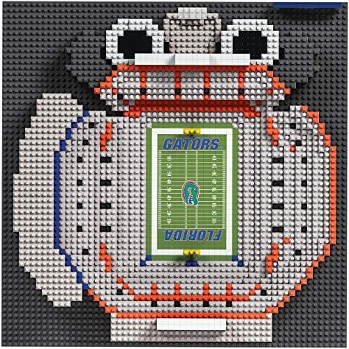 FOCO NCAA 3-d BRXLZ Stadium Building Block Set