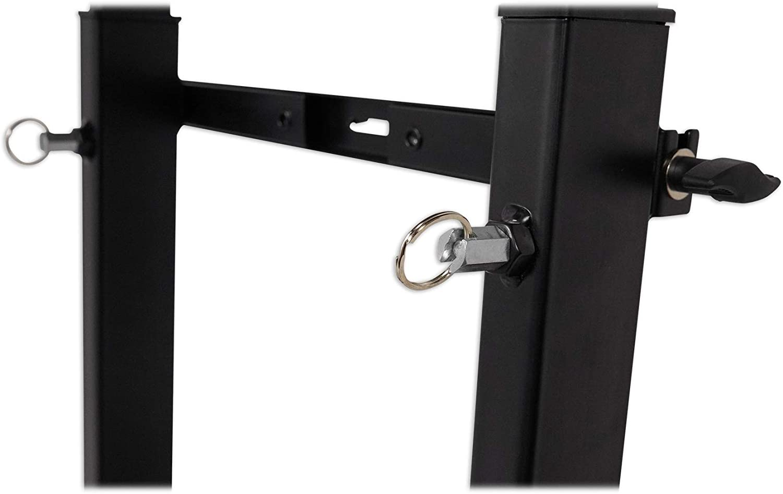 Rockville Portable Adjustable Stand For Numark NS7III DJ Controller